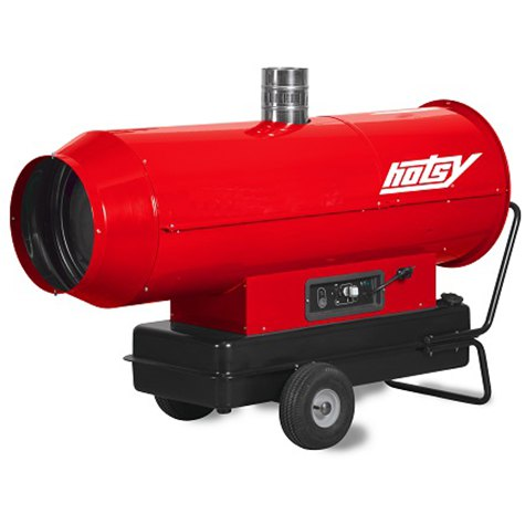RedHot Cannon Series - portable, forced-air indirect heater