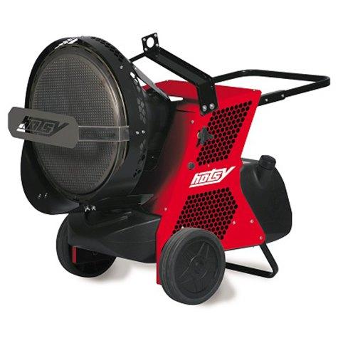 Hotsy HeatMizer Series - portable radiant heaters