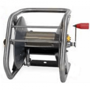 Hotsy Stainless Steel Stackable Hose Reel 100ft - 9.801-777.0