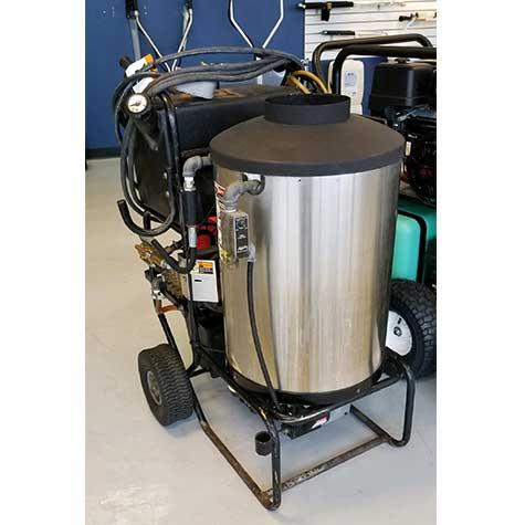 used pressure washer